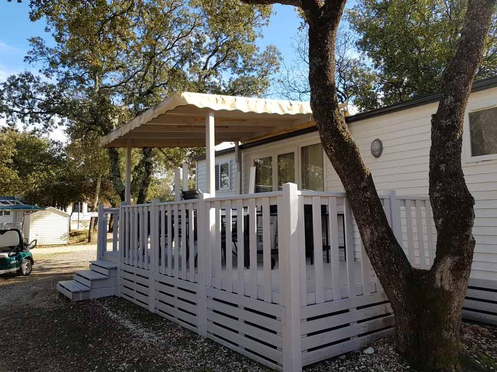 Camping De Grignan Location De Mobil Home